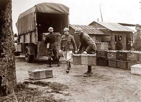 Video zapis iz Prvog svetskog rata 3.99 MB