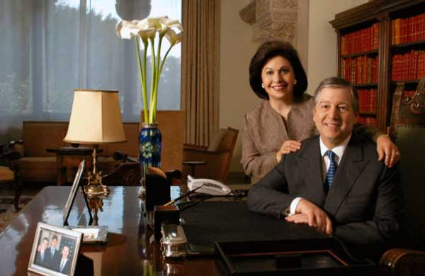 Престолонаследник Александар Карађорђевић и принцеза Катарина